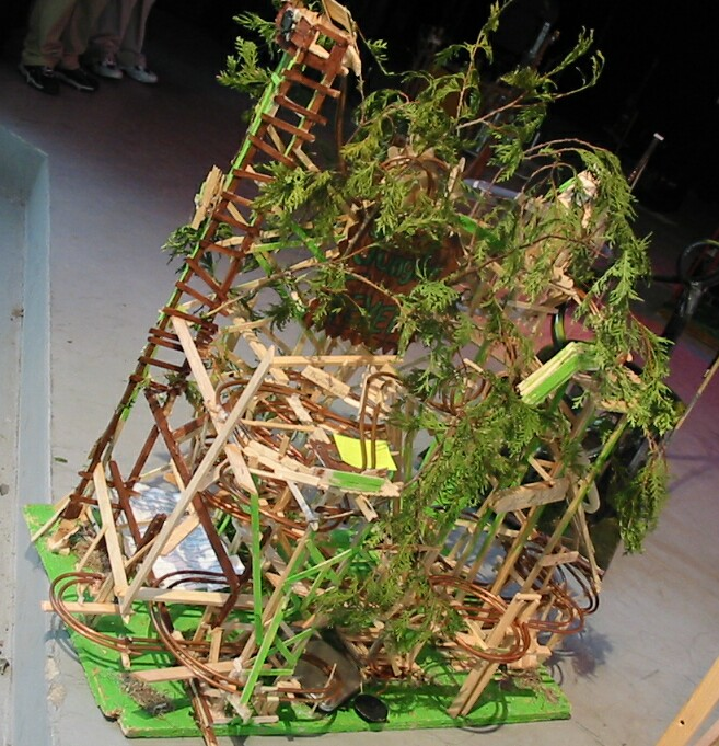 1000 images about treehouse lesson on pinterest for How to build a treehouse with sticks