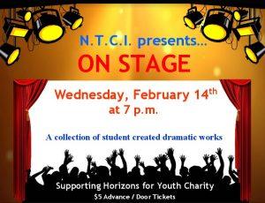 On Stage Tonight