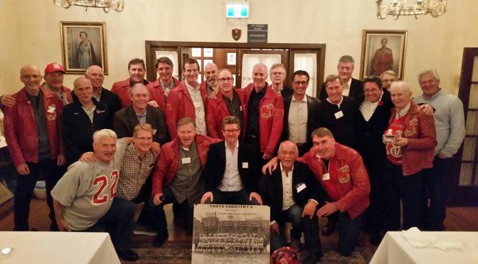 40th Anniversary of 1977 Senior Football City Championship